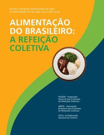 Alimentação do Brasileiro