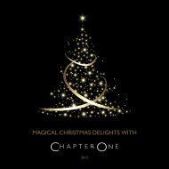 MAGICAL CHRISTMAS DELIGHTS WITH