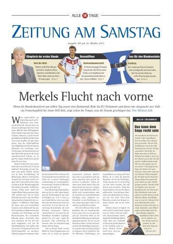 189. Ausgabe, ET 10.10.2015