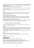 Příbalová informace - Sanofi - Page 4