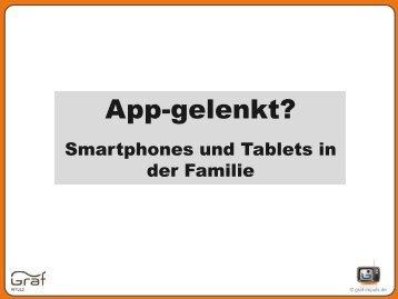 App-gelenkt?_Elternabend