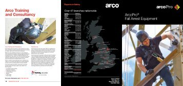 Arco Training and Consultancy