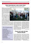 Seniorenmagazin Dahme-Spreewald - 5. Ausgabe 2015 - Page 6