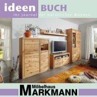 ideen Buch Möbelhaus Markmann