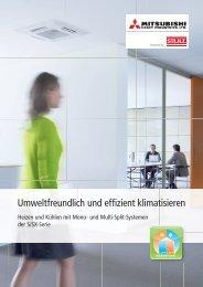 MHI_S-SX_Prospekt.pdf - Günther Kälte-Klima GmbH