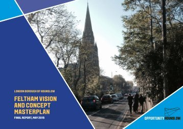 FELTHAM VISION AND CONCEPT MASTERPLAN