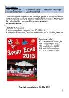 Sport-Echo Ausgabe 3-2015 - Seite 5