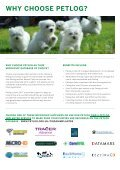 A BREEDER'S GUIDE TO COMPULSORY MICROCHIPPING FOR DOGS - Page 4