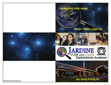 Jardine Informational Brochure (Vietnamese)