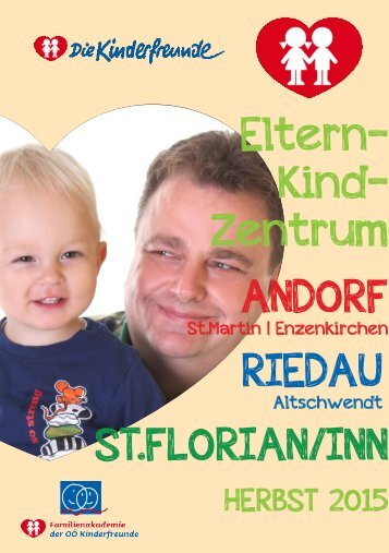 Eltern- Kind- Zentrum ANDORF RIEDAU ST.FLORIAN/INN