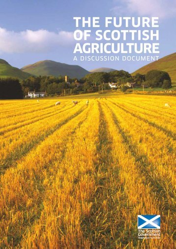 the future of the american agricultural The following five challenges to the future of agriculture and food security exist on almost every continent in one form or another: constraints on resources.