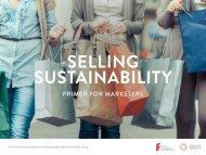 Selling Sustainability