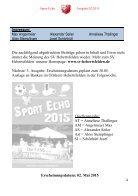 Sport-Echo Ausgabe 2-2015 - Seite 5