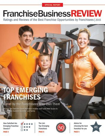 FBR Emerging Franchises 2015