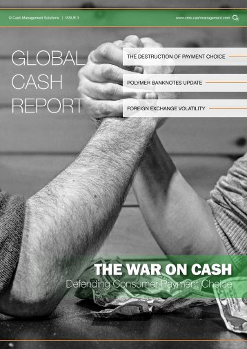 GLOBAL CASH REPORT