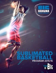 SUBLIMATED BASKETBALL