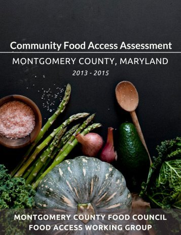 Community Food Access Assessment