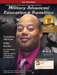 Transition Advocate Willie Borden