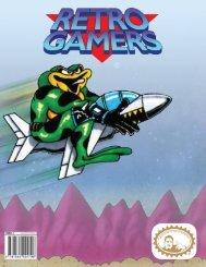Edicion No.3 Retro Gamers