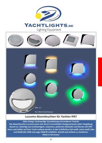 Yachtlights Luccemo Akzentleuchte