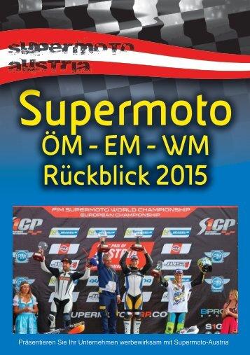 Supermoto Austria - Presserückblick 2015