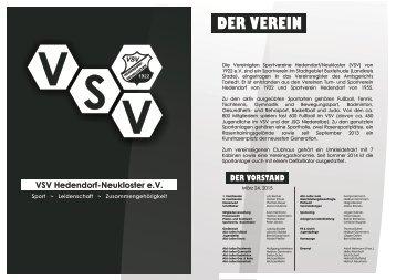 VSV Booklet