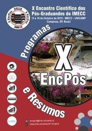 Boletim EncPos 2015 digital