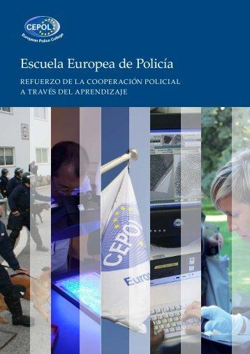 Escuela Europea de Policía