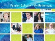 Pension Scheme – My Retirement