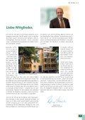 """Bei """"Maximilian"""" wurde gefeiert - Wohnungsbaugenossenschaft ... - Seite 3"""