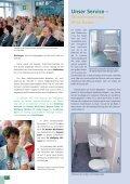 """Bei """"Maximilian"""" wurde gefeiert - Wohnungsbaugenossenschaft ... - Seite 6"""