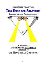 Verdeckter-Vermittler_Das-Ende-der-Sklaverei_Loesungen-fuer-die-neue-weltordnung