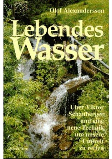 Alexandersson-Olof-Lebendes-Wasser
