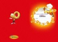 Honey Cheerios βιβλίο συνταγών