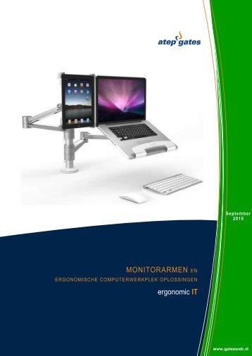 MONITORARMEN ergonomic IT