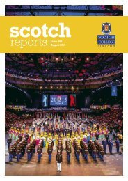 Scotch Reports Issue 163 (August 2015)