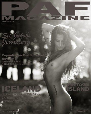 PAFmagazine Autumn 2010 #01