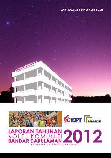 Laporan Tahunan 2012