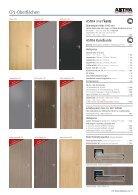 ASTRA CPL-Türen-Kollektion 2.0 + HGM Echtholz & Echtlack Kollektion - Seite 7