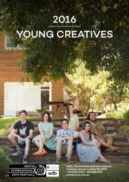 2016 YOUNG CREATIVES