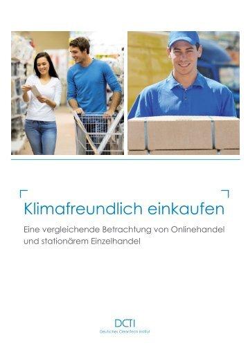 Klimafreundlich einkaufen