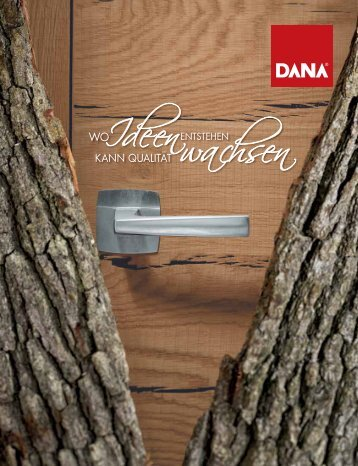 DANA Türenbuch
