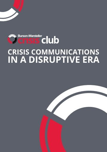 in a Disruptive Era