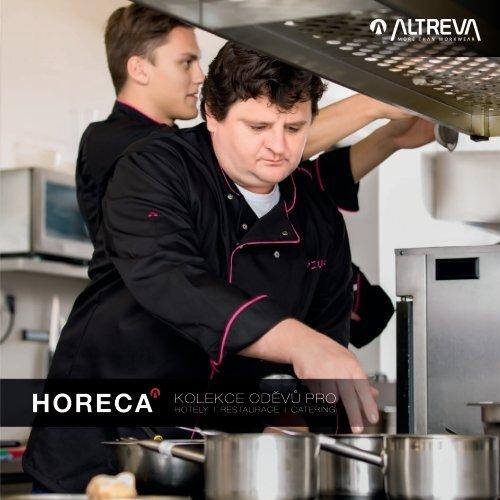 Katalog HORECA by ALTREVA