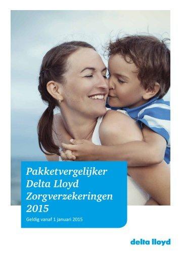 Vergoeding 2014 Delta Lloyd - Thoma Groep