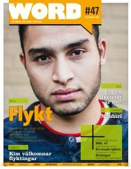 Word #47: Flykt