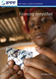 Financing demystified