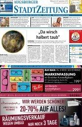 Augsburg - Süd 30.09.15