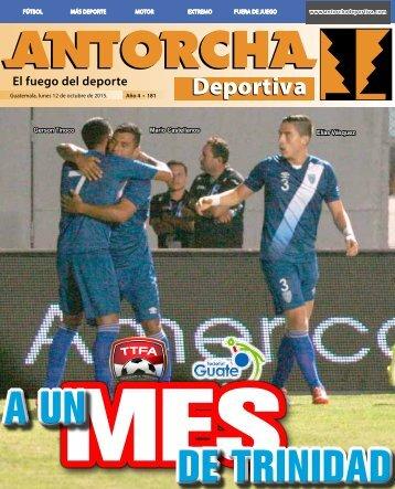 Antorcha Deportiva 181-Yp