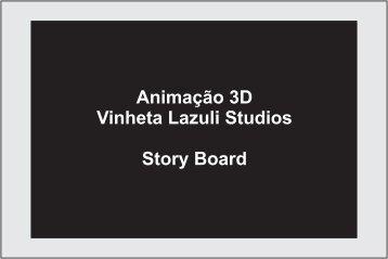 Storyboard - capa